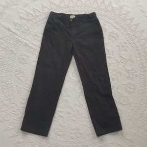 Black Cat & Jack Chino Pants Size 10 Husky